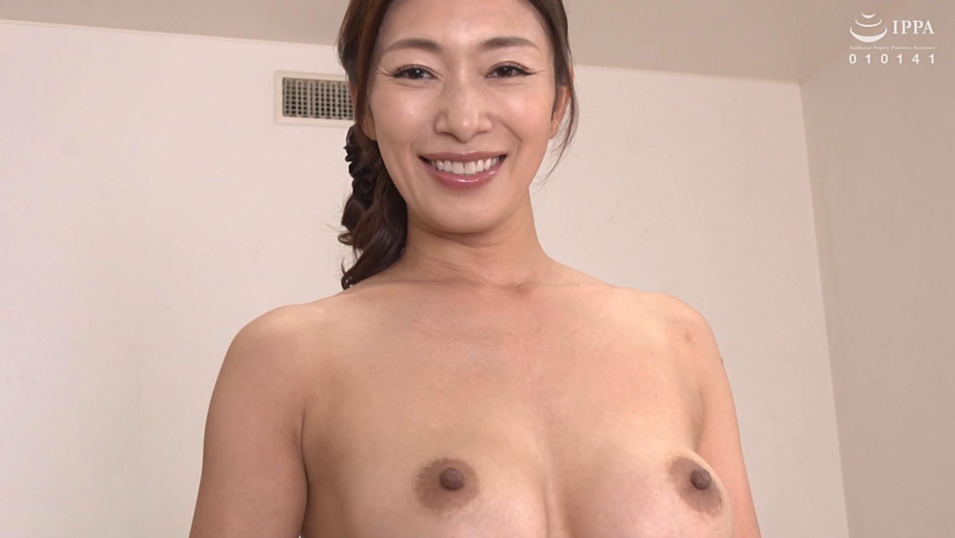 偶然見てしまったおばさんの裸体が目に焼き付いて・・・あの日からおばさんが服を着ていても全裸に見えてしまう僕 小早川怜子 画像3