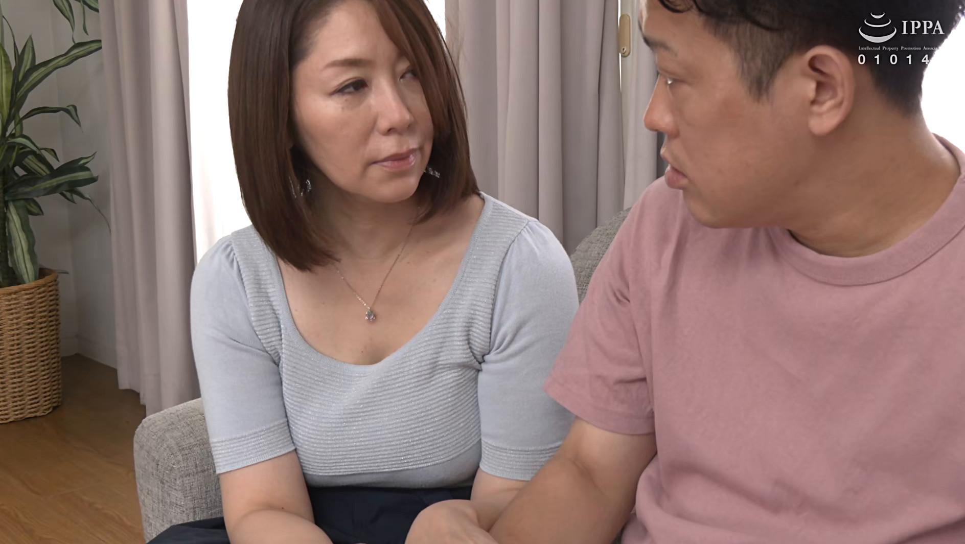 我が家の美しい姑 翔田千里 五十三歳 画像2