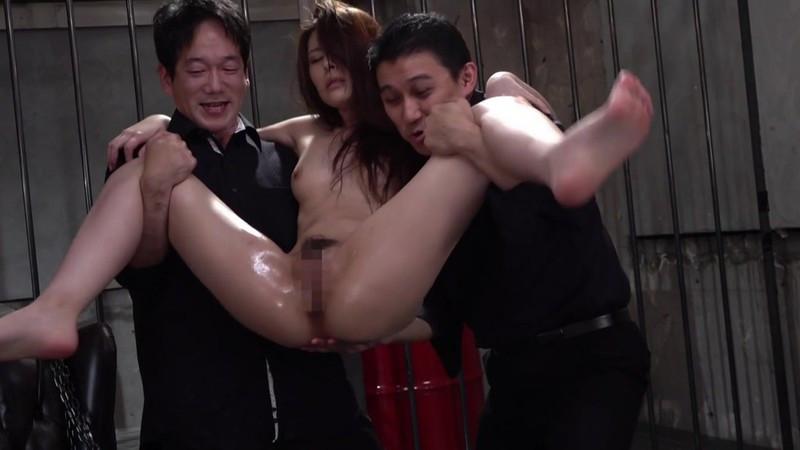 媚薬BDSM 輪●・ぶっかけ・肛虐アクメの虜 愛乃零3
