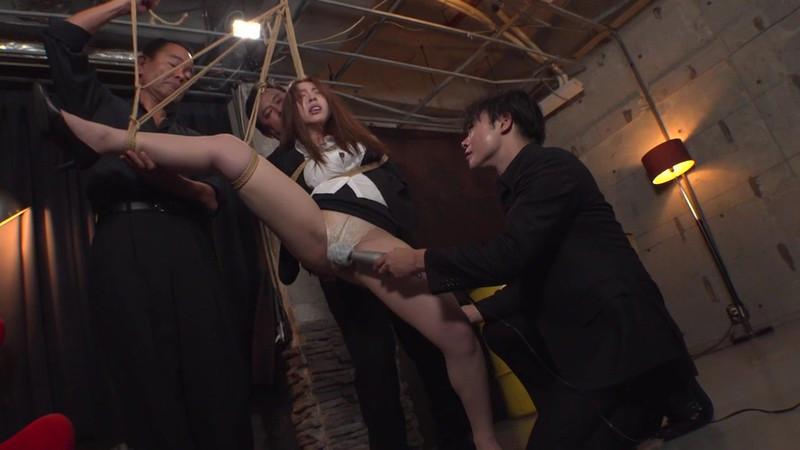狂気拷問処刑 Episode02:悪魔の媚薬に暴かれし神秘の肉体 悲愴!逝き晒し処刑 孤高の女捜査官 かなで自由 画像2