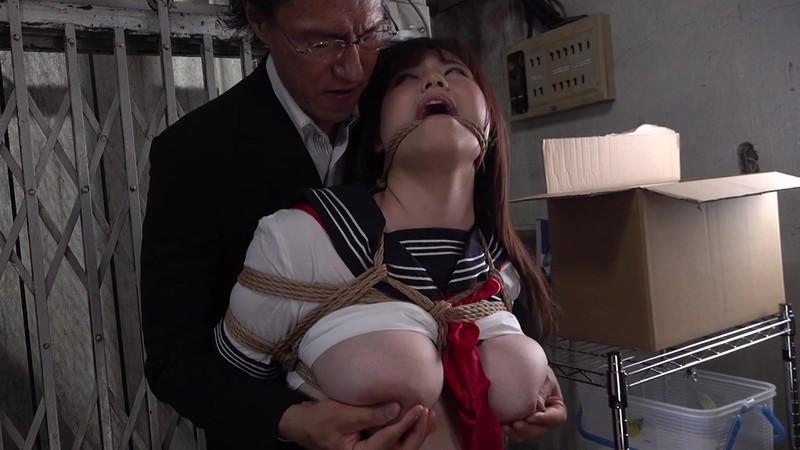 制服緊縛 伯父に調教されています...性奴●にされた私・・・。 星乃マミ 画像2