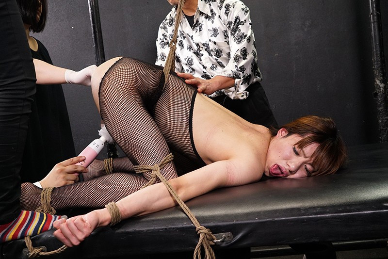激ヤバ映像!! 壮絶なる痙攣 女装子強●絶頂の哀愁恥辱 画像11