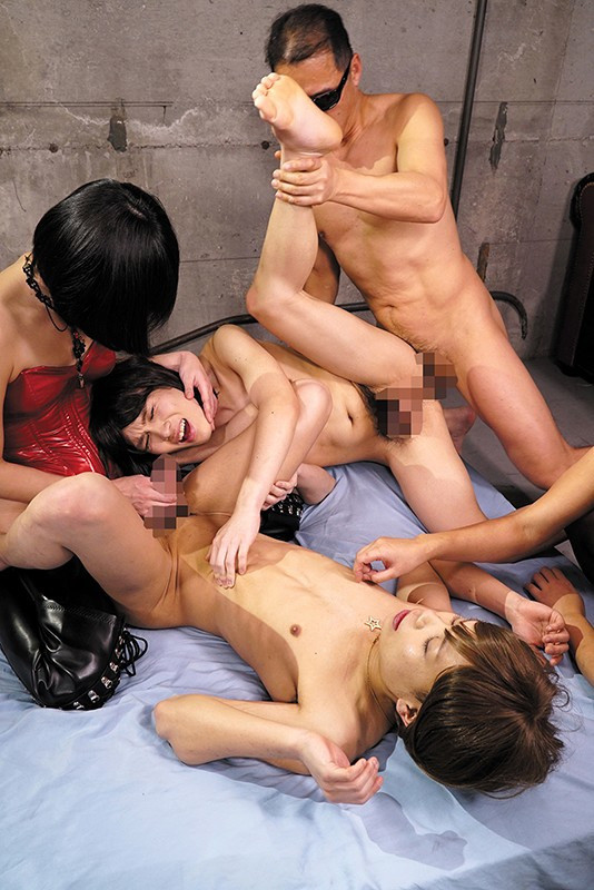 激ヤバ映像!! 壮絶なる痙攣 女装子強●絶頂の哀愁恥辱 画像19