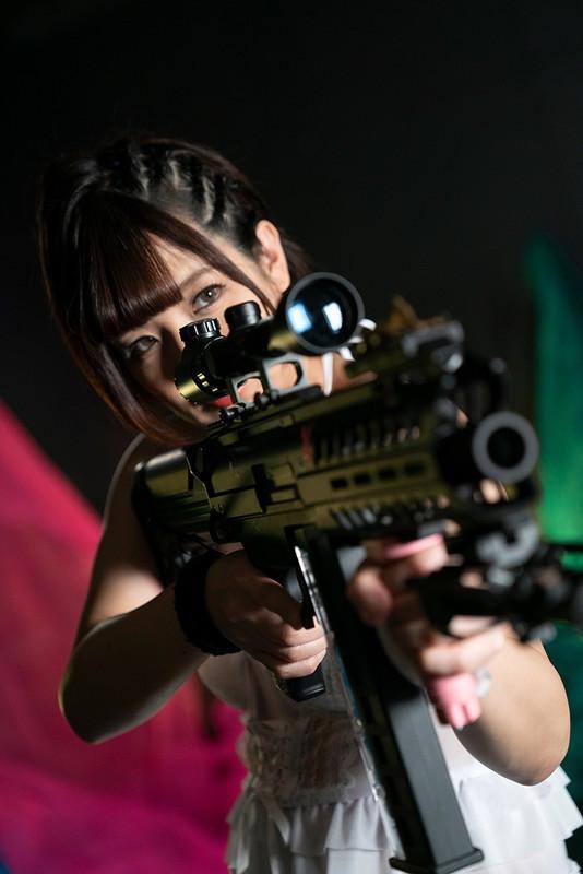 ふたなり女戦士拷問 FILE001 残酷すぎる性感処刑台のアリエル 妃咲姫 画像1