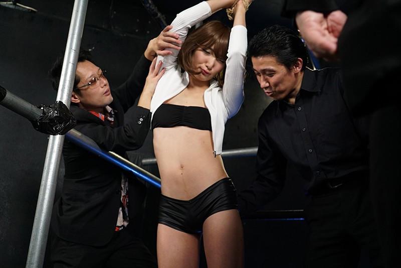 女装子スパイ拷問処刑 肛門媚薬嬲りとイキリ勃つ肉棒 秋津小町 画像3