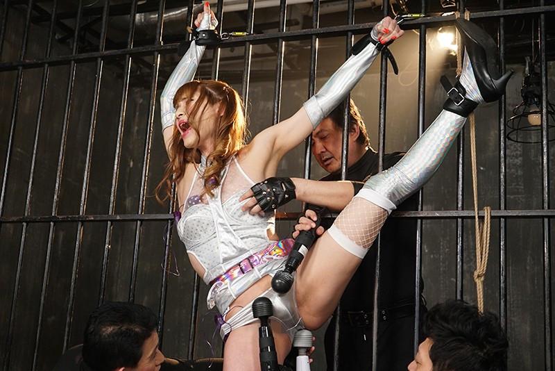 ふたなり女戦士拷問 FILE002 敏感すぎる軟体女装子アマゾネスEMAが鬼畜に捕まり徹底的に嬲られイカされる MAYURI 画像6