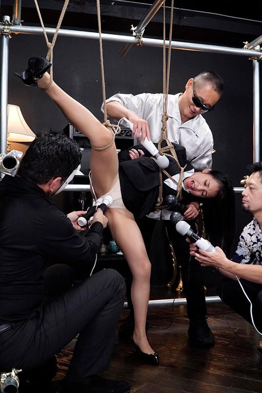 女体拷問研究所III JUDAS FINAL STAGE Story-4 新たなる残酷の夜明けに散りゆく紅華 逢見リカ 画像7