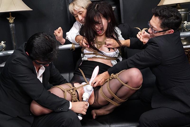 BeAST-狂辱の麻薬捜査官- Case-002:喜多嶋奈々の場合 勇猛の女は野獣の餌食となりて狂い泣く 宮村ななこ 画像6