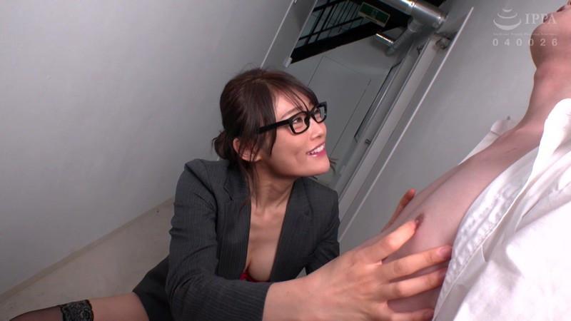 射精管理お姉さん 広島弁で僕だけを射精管理する先生 七海ひな 画像10