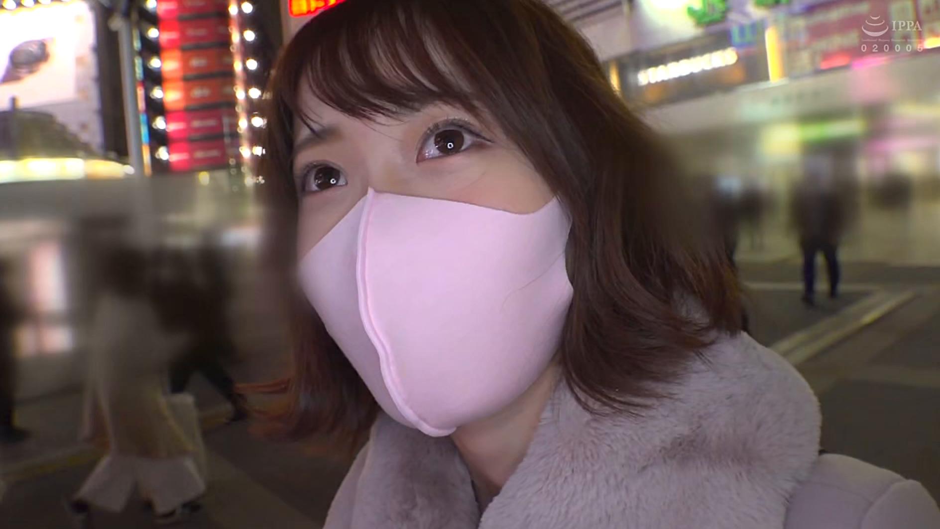 マスク外してもらってもいいですか?!街行くマスク美人をガチナンパ!マスクと一緒に変態素人さんの性欲リミッターも外してしまい大乱れ!