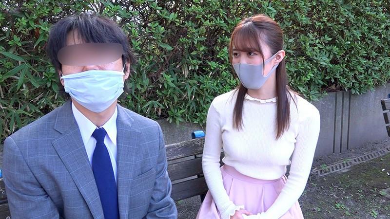 由緒正しき家柄の清楚お嬢様は妄想1000人斬りのムッツリ美少女 華子 電撃AV出演 画像7