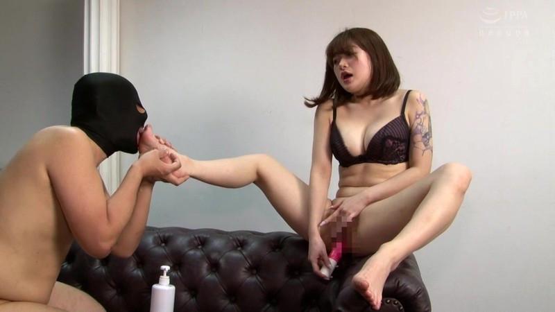M男と小悪魔インモラル痴女の最低で最高なニュータイプ・セックス! うららか麗 画像5