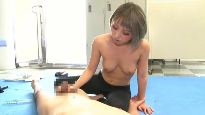 エゴマゾ君と寸止めギャルちゃん 性悪Ruined orgasm! 五十嵐かな 画像15