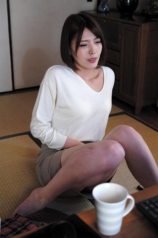 人妻 麻耶 肉体労働者にメチャクチャにされたい妻 竹内麻耶 画像5