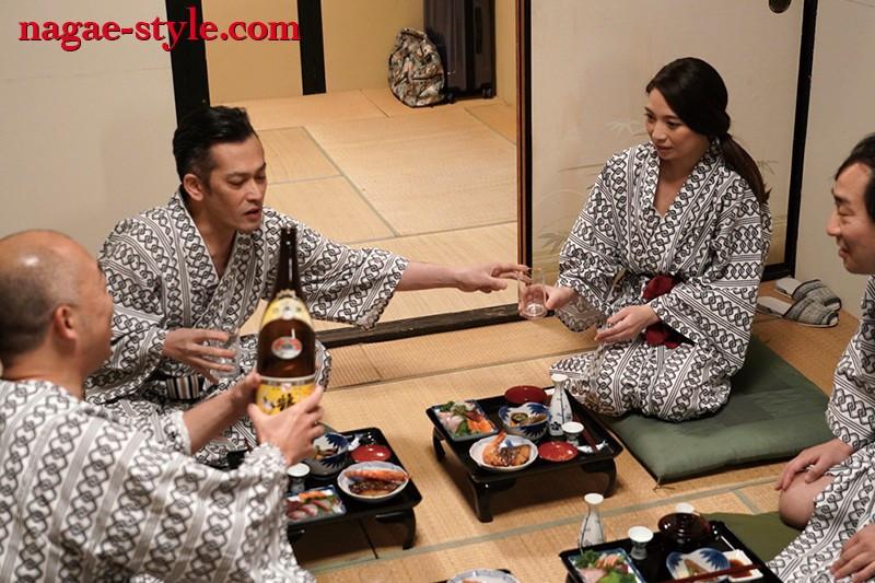 愛する妻と旅先で・・ 寝取らせ旅行 織田真子 画像14