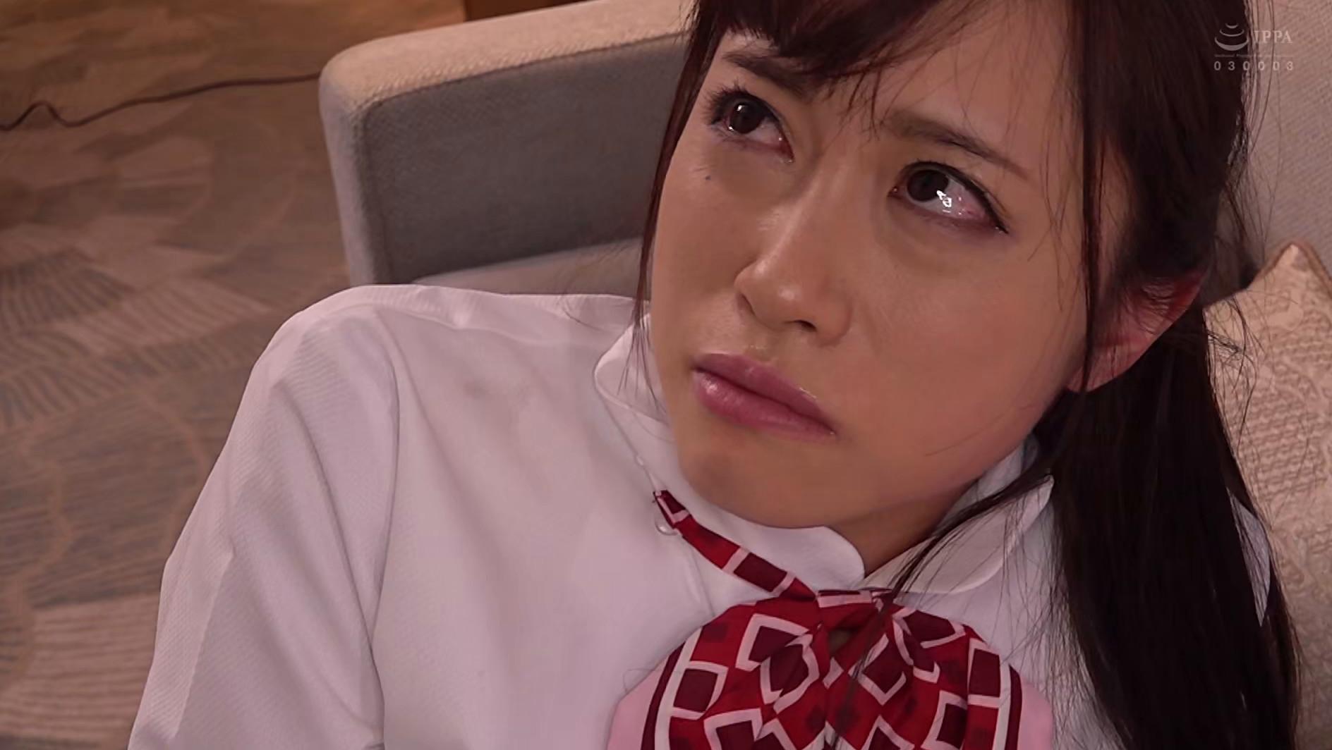 受付嬢in...(脅迫スイートルーム) Miss Reception Yuuha(24) 桐山結羽 画像6