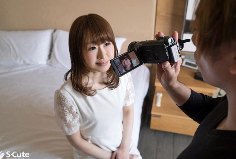 今日、AV女優になります。 Sara 新人AVデビュー初撮り 画像10