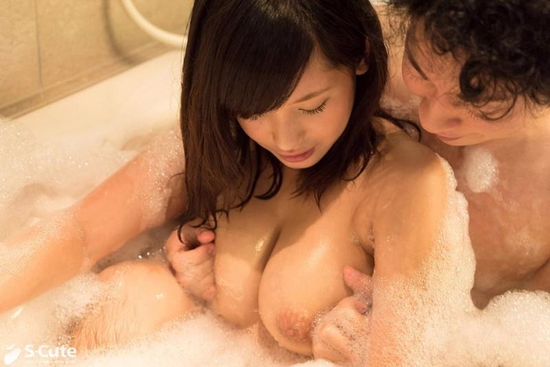 愛情いっぱい湯上がりセックス 画像8