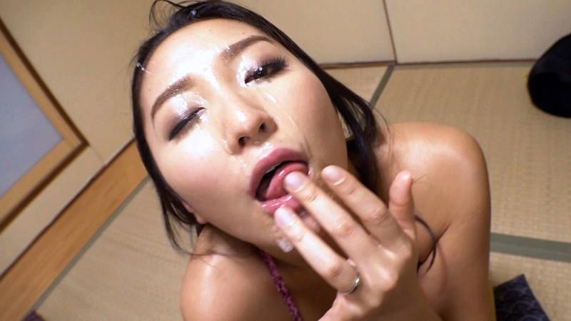 貪欲な女 同時に男と女を喰らう!変態バイセクシャル3P!!!咲子Hカップ