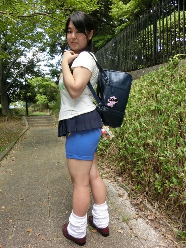 めすブタ制服受精 広瀬葉菜子 画像8