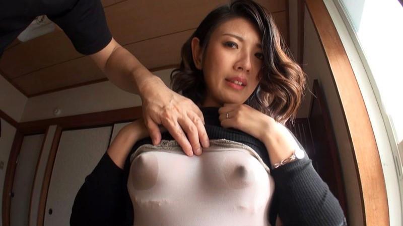 勃起チクビデカ尻婦人の美脚交尾 岩瀬冴子 画像1