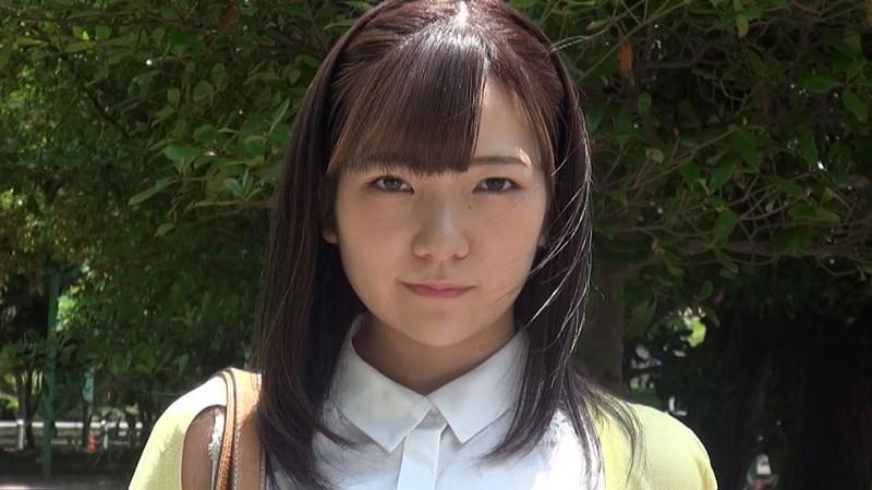 金沢で見つけた美人学生が真正ナマ中出しAVデビュー 若竹はづき 画像1