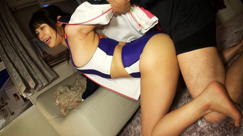 現役体育学生狩り 福原汐里 画像14