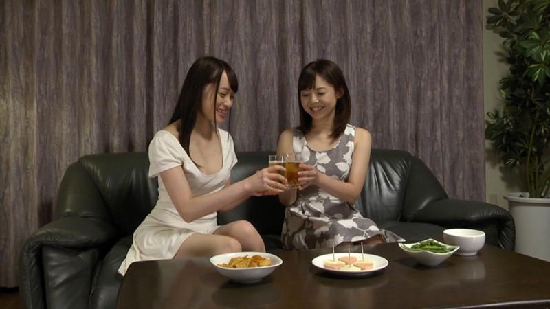 義姉妹レズビアン ~義妹に誘惑された幼な妻~ 桐山結羽 谷花紗耶 画像2