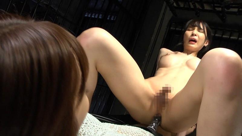 シーメールレズビアン ~変態スレンダー美女と淫乱ペニクリ娘~ 咲雪華奈 宇野栞菜 画像16