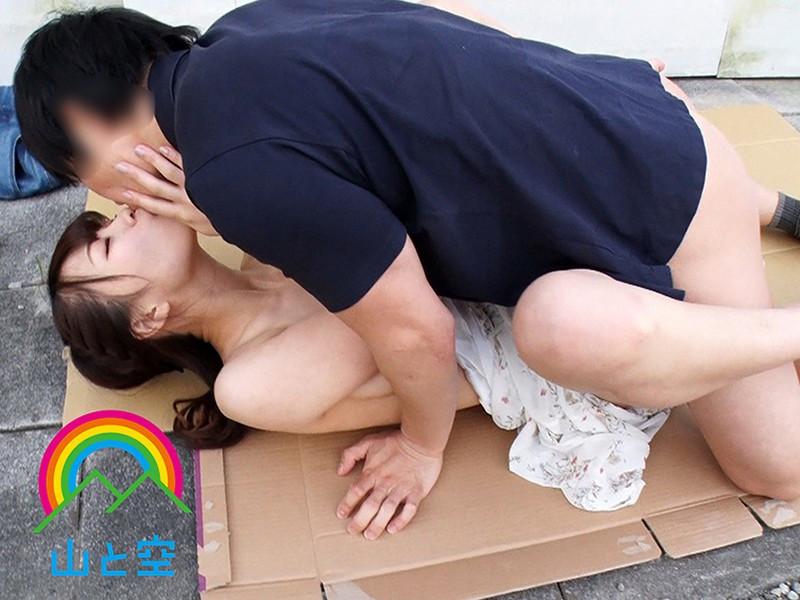 密着ベロちゅう 淫乱症の私とキスまみれ青姦デートして◆ 大原ゆりあ 画像6