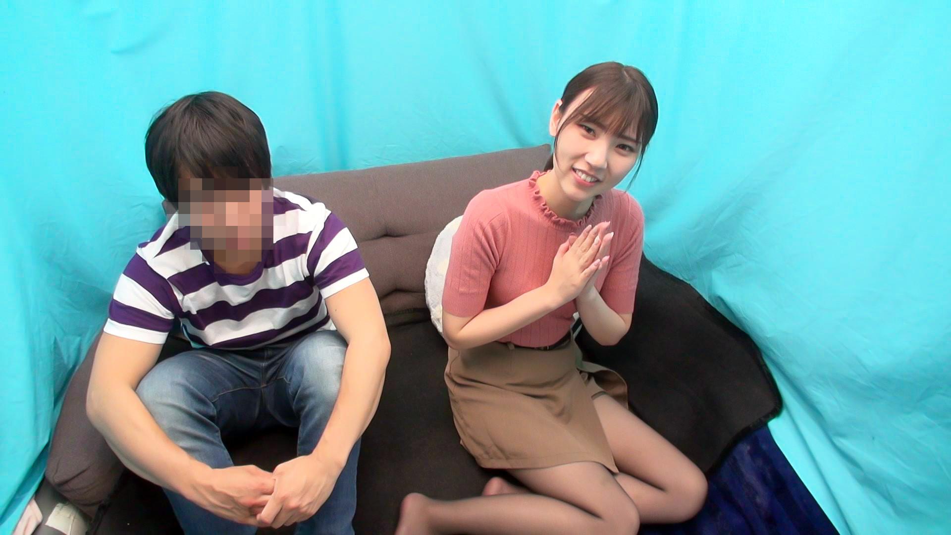 ゆうきさん 20歳 美脚スレンダーな女子大生 【ガチな素人】 画像1