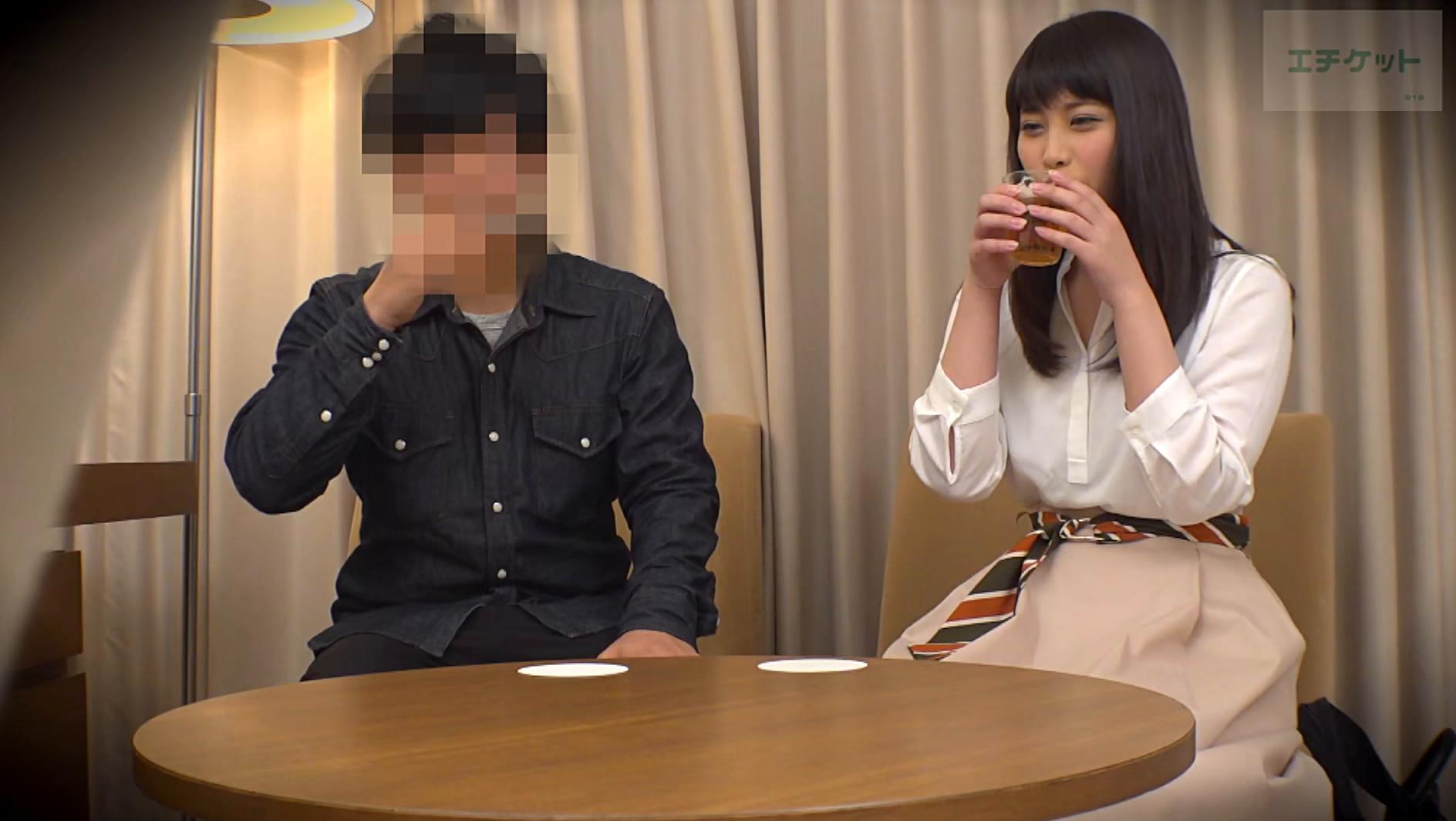 天使のように童貞君をリードしてくれる広瀬千佳さん23歳