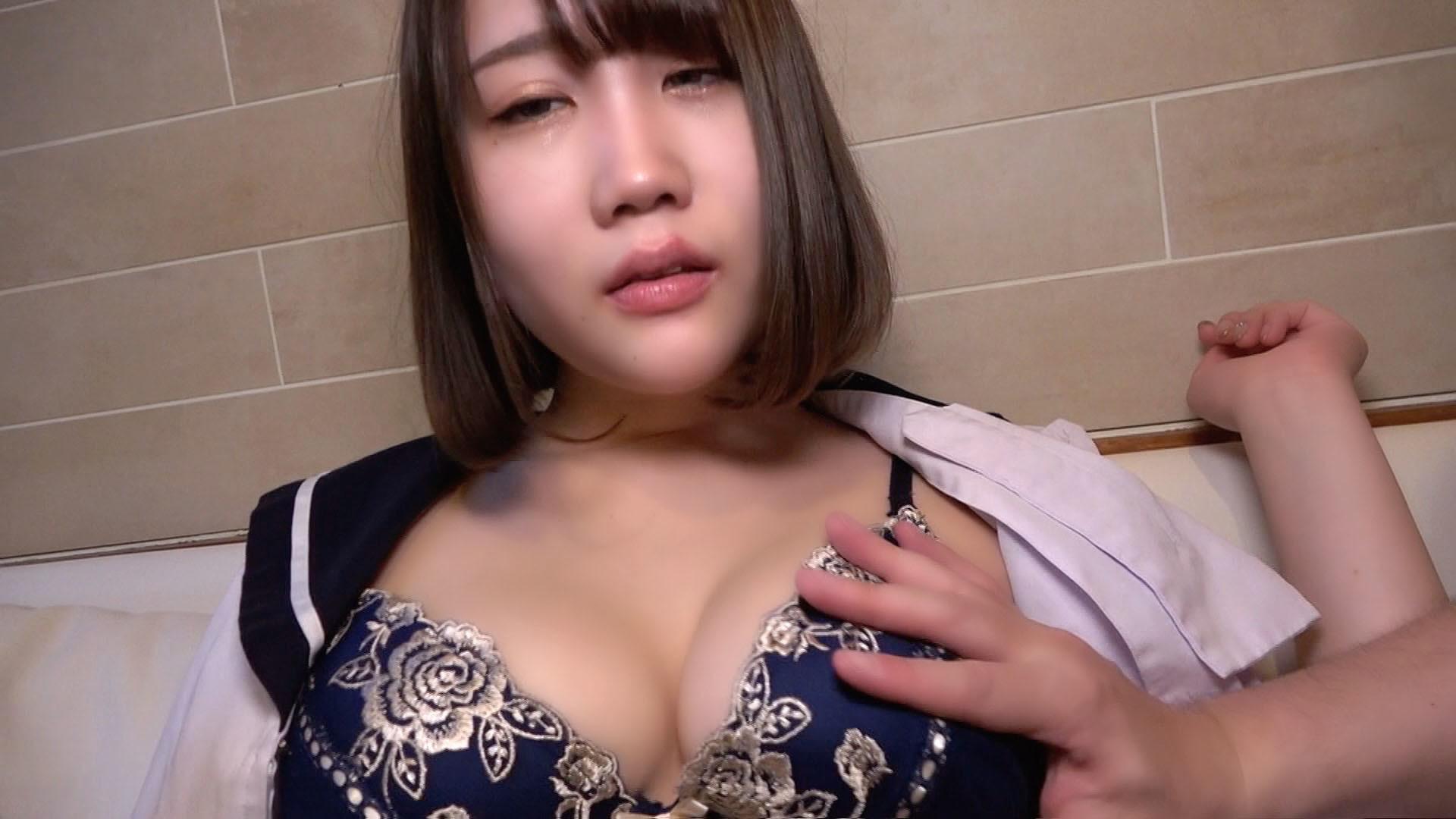 パコ撮りNo.24 体育会系の長身グラマーな陥没乳首巨乳J〇は生チン挿入を拒むも気持ち良さが勝り最後は中出しも許した!