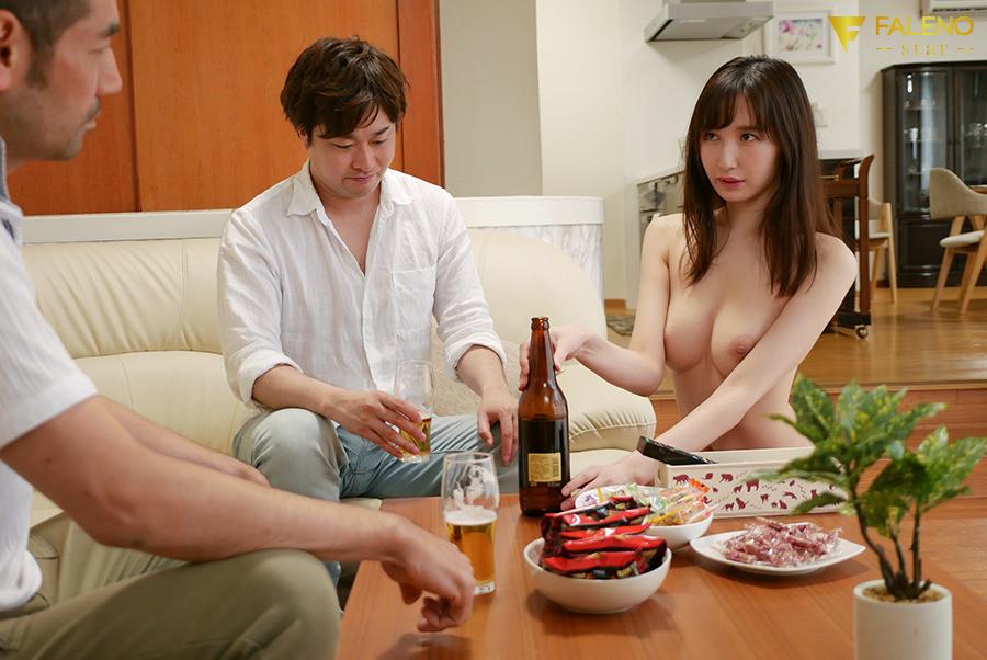 上司の奥さんが裸族でとても困る 天川そら,のサンプル画像1