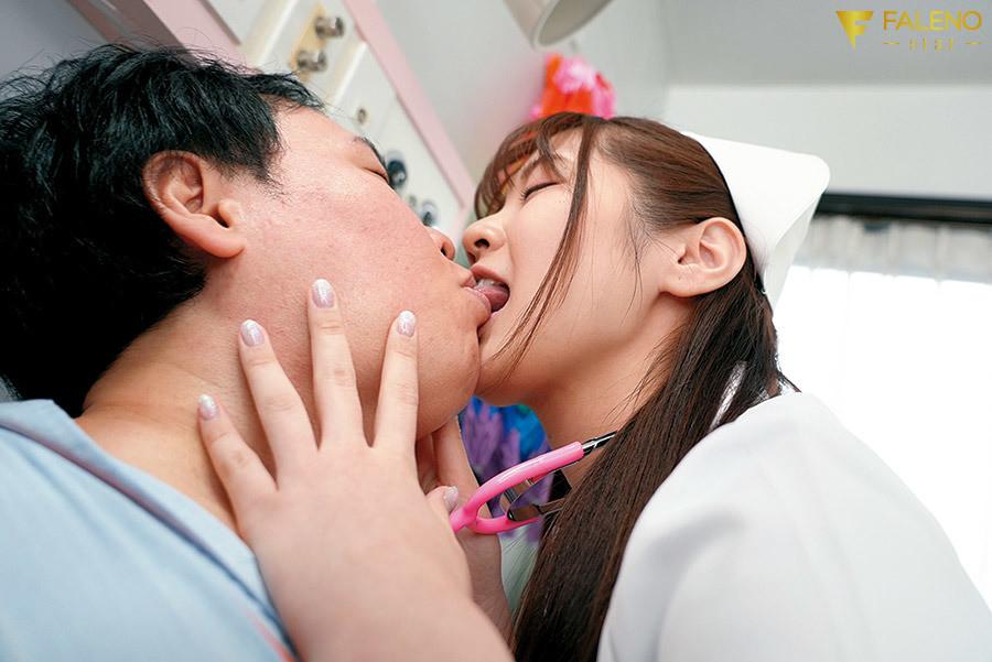 ナースのお痴事 パイパン美少女は口内射精マニア 川北メイサ 画像1