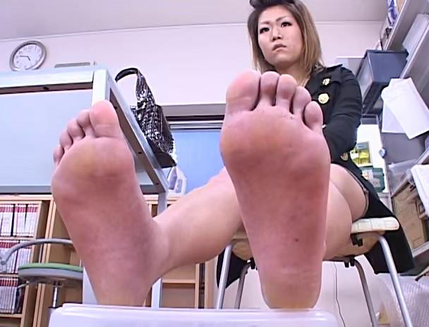 スカウトされたての新人女優の足裏チェック 2 画像16