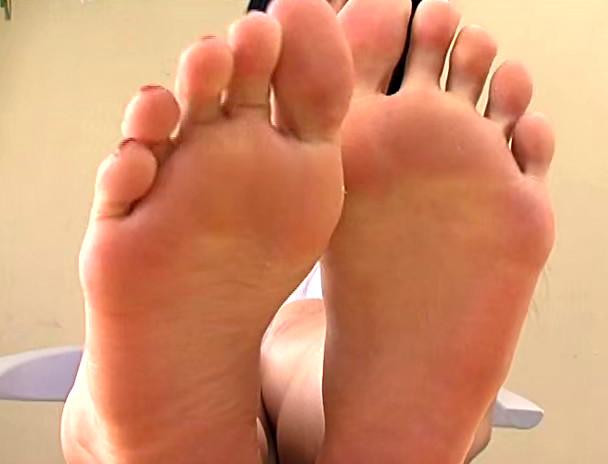 美少女の足裏 12 画像8