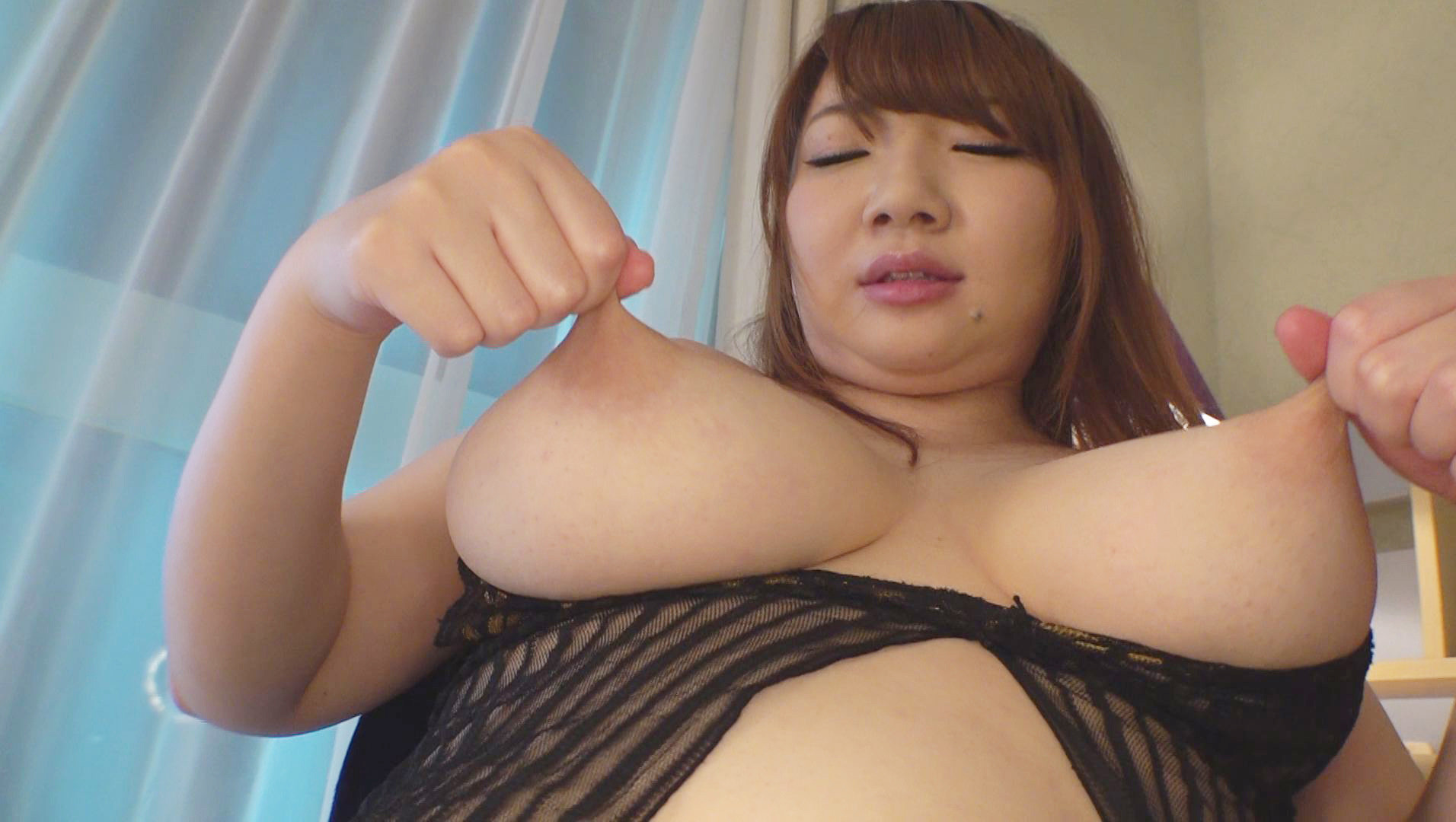 新人 SNSで男漁りのKカップ 三田美月 全身肉欲痙攣イキ 画像12
