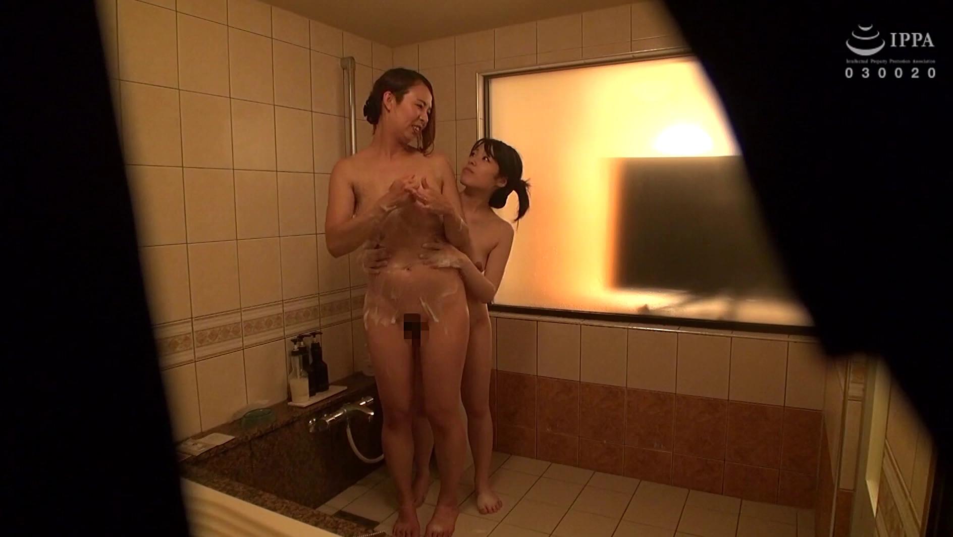 完全盗撮会員制女性専用レズビアン風俗001 画像9