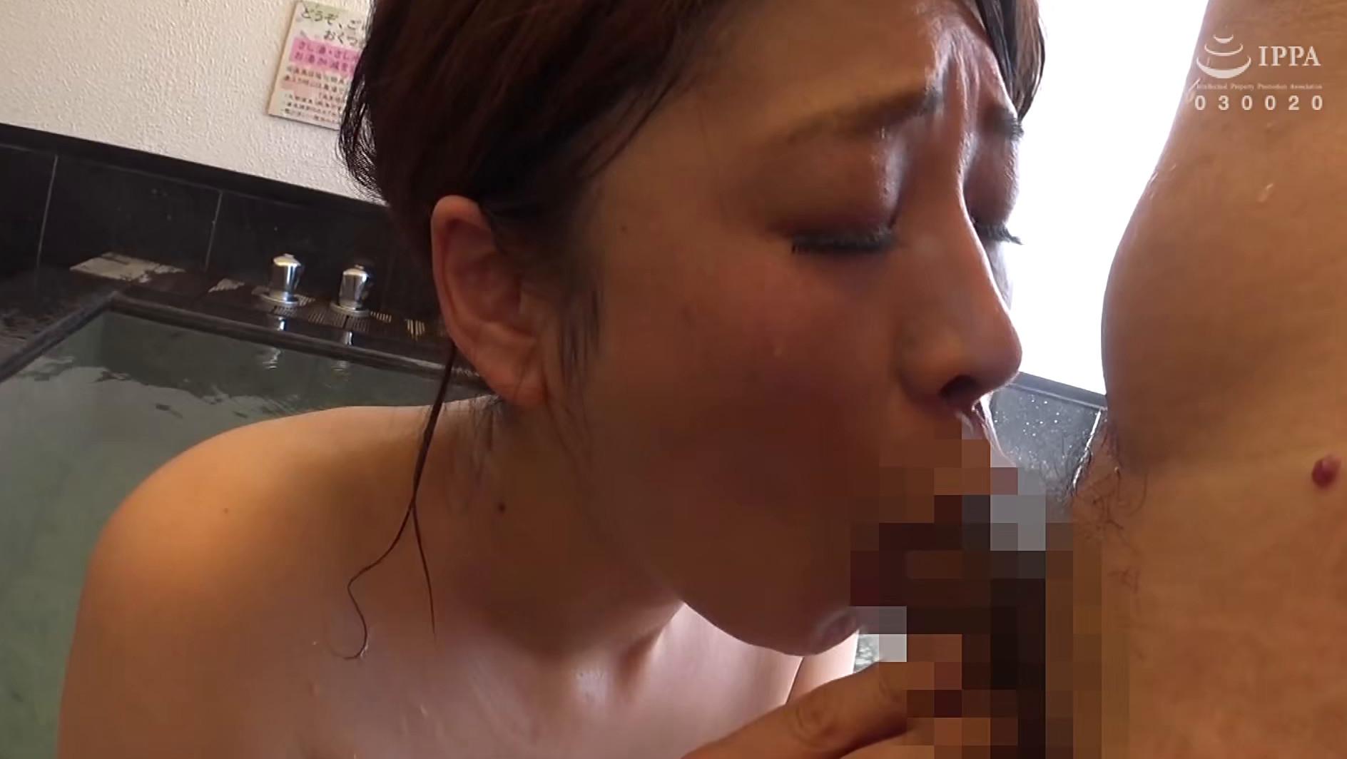 日帰り温泉 熟女色情旅 #023 宏美(仮)40歳 離婚1回 子供1人,のサンプル画像10