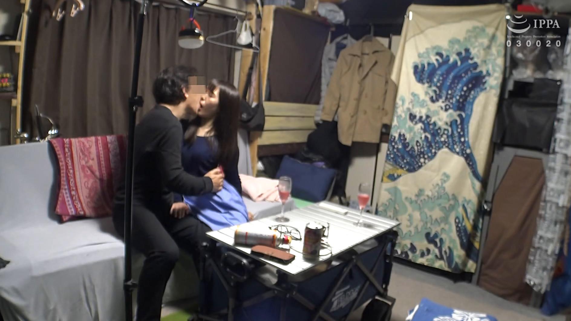 自分の部屋に泊まることになった妻の女友達 「人妻園子さん(仮名)三十歳」に当然のように手を出してしまうワタシ 画像5