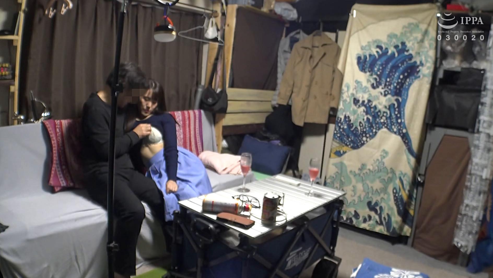 自分の部屋に泊まることになった妻の女友達 「人妻園子さん(仮名)三十歳」に当然のように手を出してしまうワタシ 画像6
