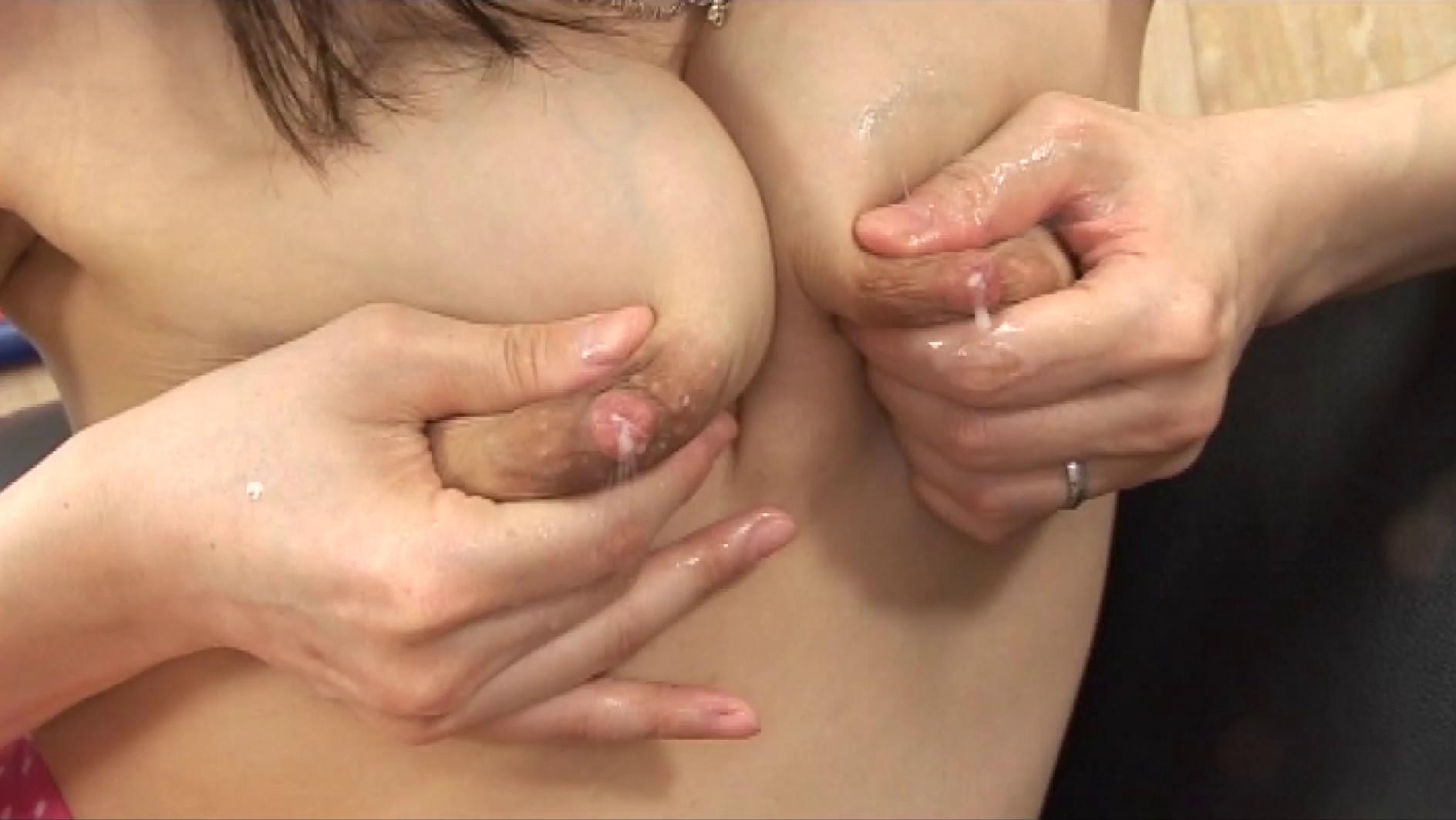 もの凄い母乳 搾乳SEX 飲乳ねぶり 母乳手コキフェラ 画像5