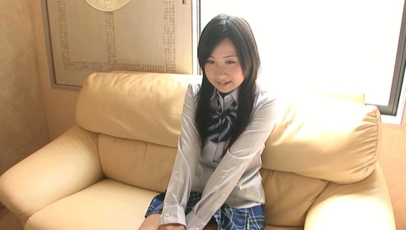 自慢のGカップ彼女。 桐山瑠衣1