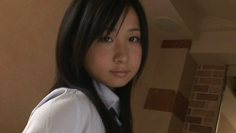 自慢のGカップ彼女。 桐山瑠衣15