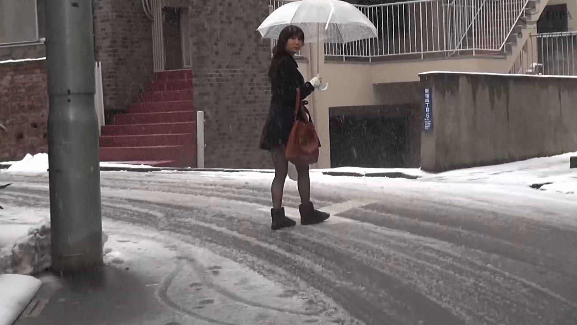 雪の降る日は、ひと気がない為レイプが多発する。