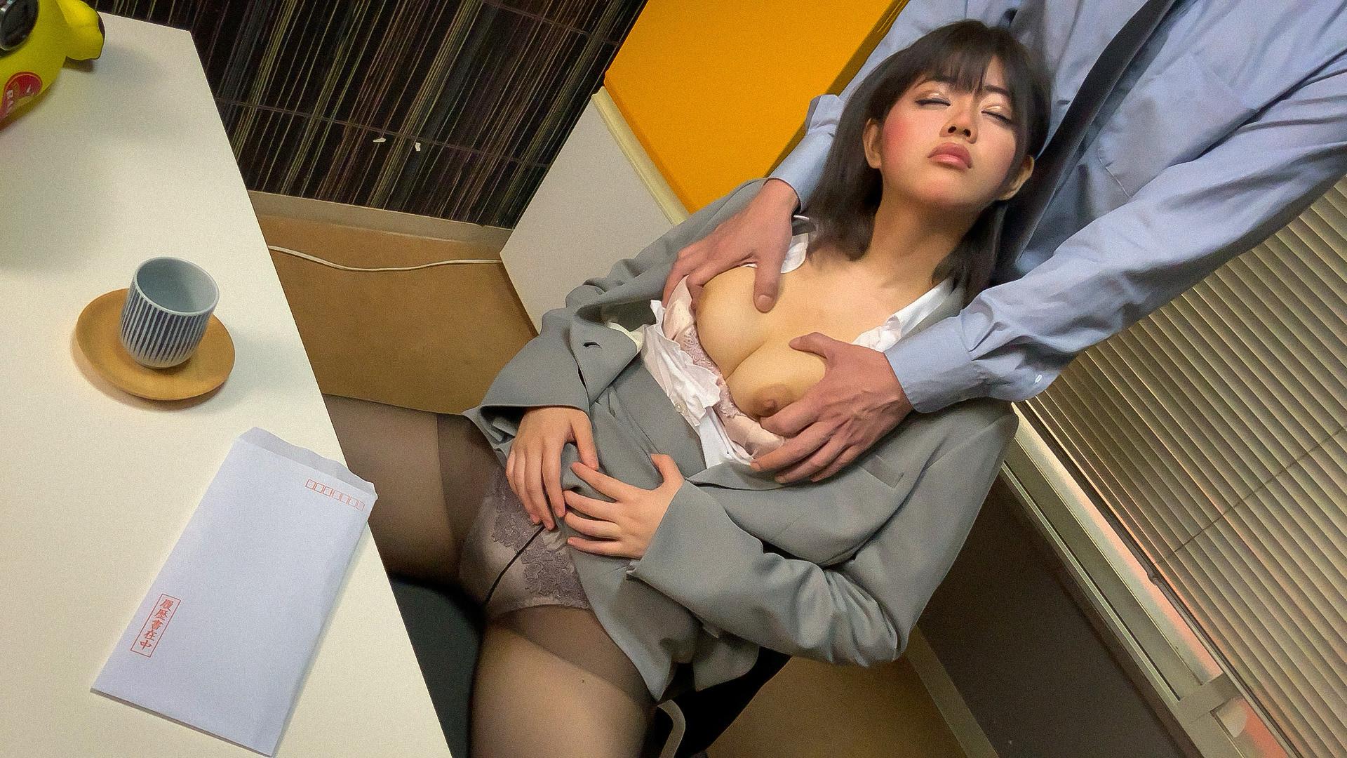 【CASE#4】就活面接に来た女子大生に睡〇薬入りのお茶を出した結果...!?