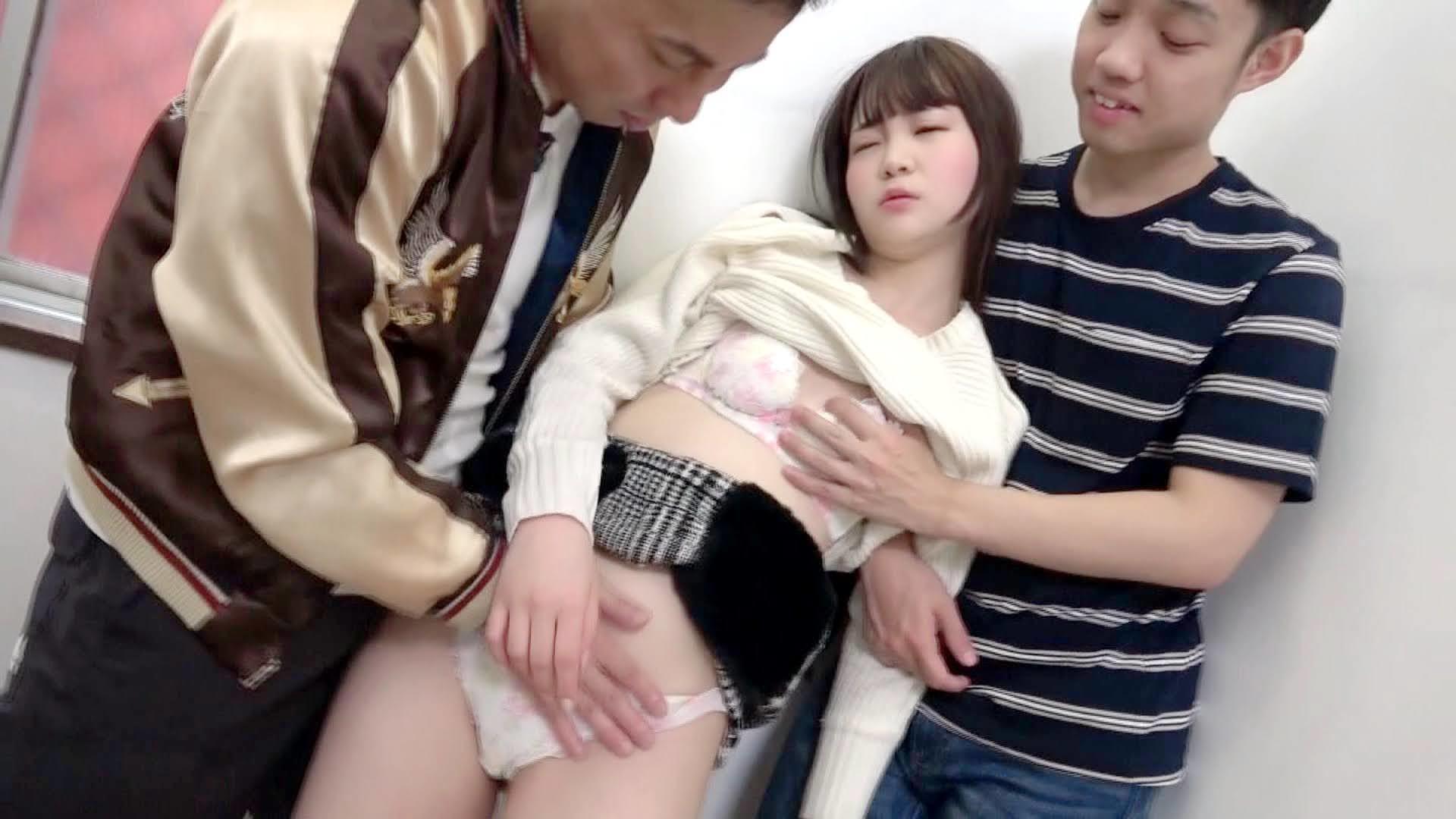 #02 新歓コンパでビルの非常階段でヤリ捨てされ、泣き寝入りする女子大生たち