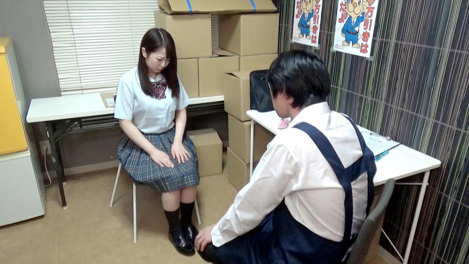 #2 コンビニ店長による女子○生○○○○映像