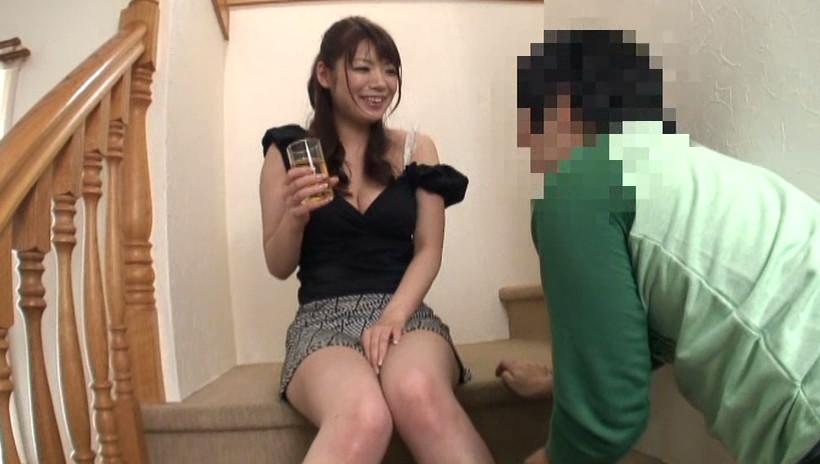 ボイン大好きしょう太くんのHなイタズラ 水城奈緒 画像10